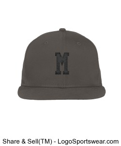 Charcol M Hat Design Zoom